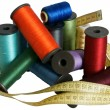 Stock Photo: Spools, катушки