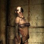 Horror woman freak fantasy — Stock Photo #7237601