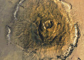 Mars Olympus Mons — Stock Photo