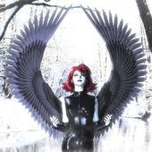 Angel winged — Stock Photo