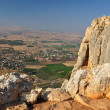 Arbel cliff. - Stock Photo