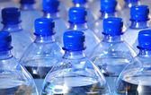 Bottles of water. — Stock Photo