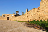 Antique caesarea. — Stock Photo
