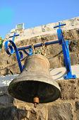 Campana de la iglesia. — Foto de Stock