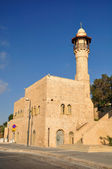 Jaffa mosque. Israel. — Stock Photo