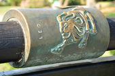 Signe du zodiaque Lion. — Photo
