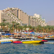 Eilat beach. — Stock Photo