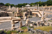 Beit Shean ruins. — Stock Photo