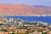 Eilat. Israel. — Stock Photo