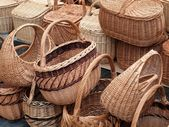 The basket collection — Stock Photo
