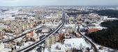 Зимний мир — Стоковое фото