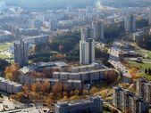 Vilnius - the capital of lithuania. — Stock Photo