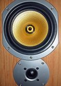 Audiospeaker — Stock Photo