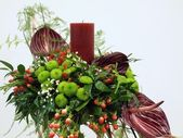 Xmas bouquet — Foto Stock