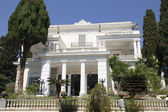 Achillion palace in Corfu - Greece — Stock Photo