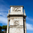 Arch of Constantine Rome (Italy) — Stock Photo #7956382