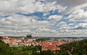 Prague Castle, Czech Republic — Stock Photo