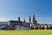 Dresden, Germany — Stock Photo
