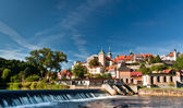 Loket Сastle, Czech Republic — Stock Photo
