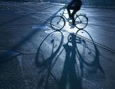 Cyclist — Stockfoto
