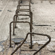 Rusty ladder — Stock Photo #7215113