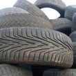 Stack of tires — Stock Photo #7215842