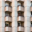 Stock Photo: Balconies