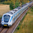 Commuter train — Foto de stock #7216384