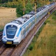 Commuter train — Stock fotografie #7216384