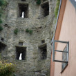 Stock Photo: Medieval wall