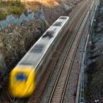 Commuter train — Stock Photo #7219697