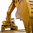 Road construction Machinery — Stock Photo #7219771
