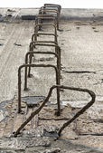 Rusty ladder — Stock Photo
