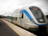 Commuter train — Foto Stock