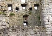 Parede circunvizinha medieval — Foto Stock