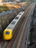 Commuter train — Stock Photo