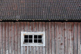 Wooden house — Stock Photo