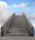 Staircase to heaven — Stock fotografie