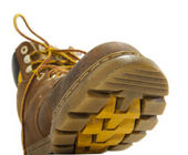 Sole of shoe — Stock Photo