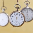 Vintage pocket watch — Stock Photo #7302866