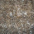 Natural stone wall - Stock Photo