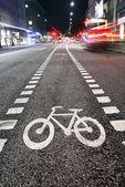 Simbolo della bicicletta — Foto Stock