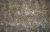 φυσικό πέτρινο τοίχο — 图库照片