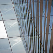 Glass facade — Stock Photo #7425069