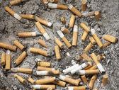 烟头 — 图库照片