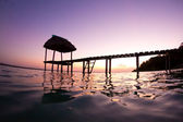 Lake Peten — Stock Photo