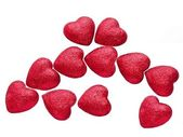 Symbols of love for Valentines Day celebration — Stock Photo