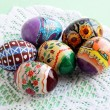 Multicolor easter eggs — Photo #7867584