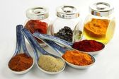Varias especias de la cocina — Foto de Stock