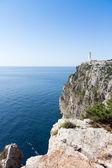 Formentera lighthouse — Stock Photo